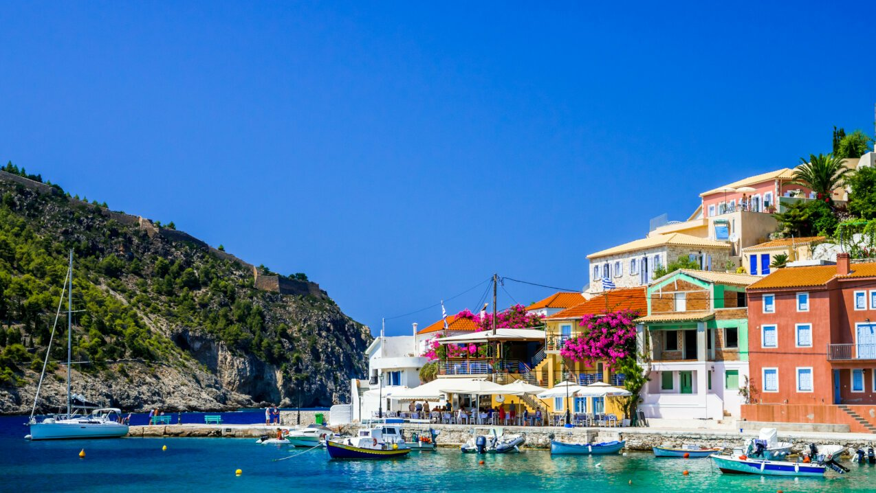 See and do in the Greek Islands