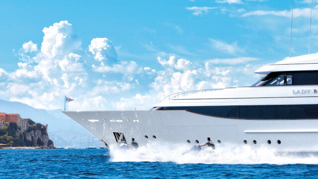 Luxury Private Crewed Yacht Charter