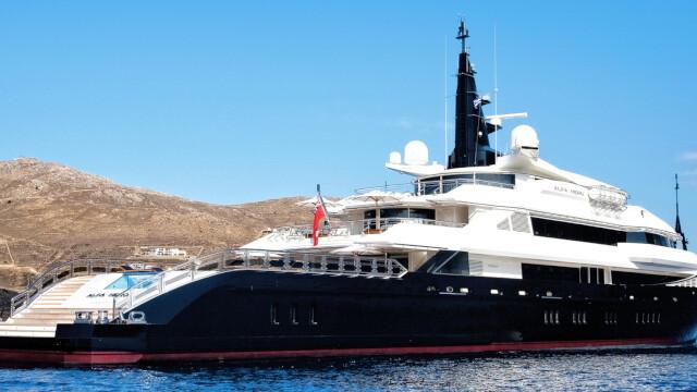 Luxury Yacht Purchase