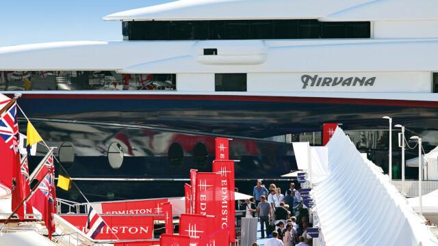 Yacht Show - Edmiston Quay