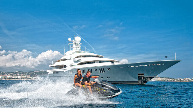 Luxury Crewed Yacht Charter   Luxury Yacht Charter   Edmiston