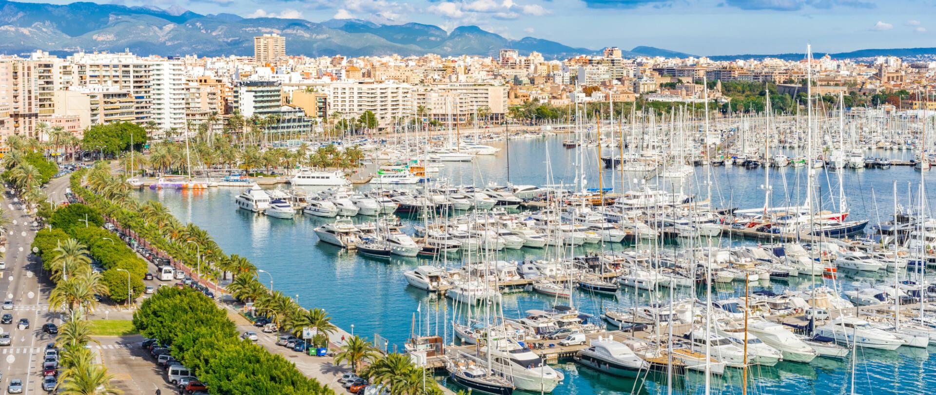 The Palma Superyacht Show 2021