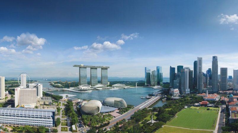 Singapore Yacht Show 2014