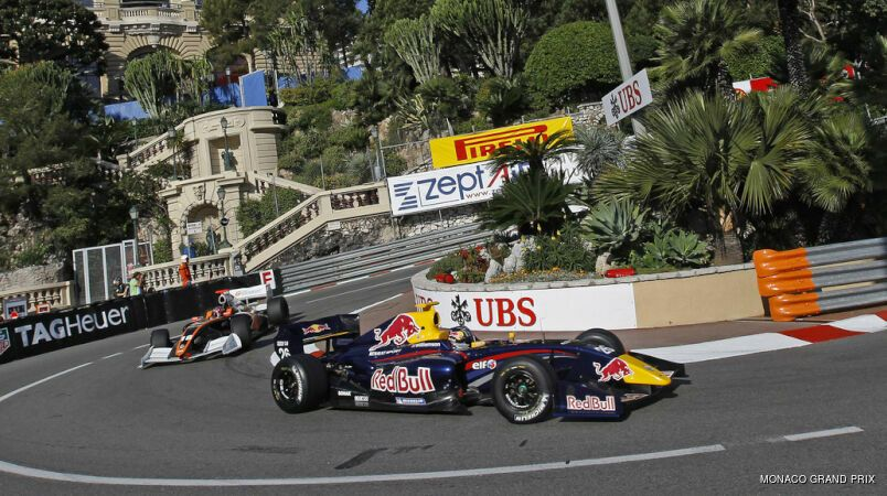 Monaco Grand Prix 2014