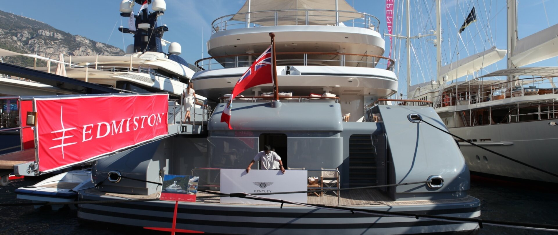 Monaco Yacht Show 2015 photo 5