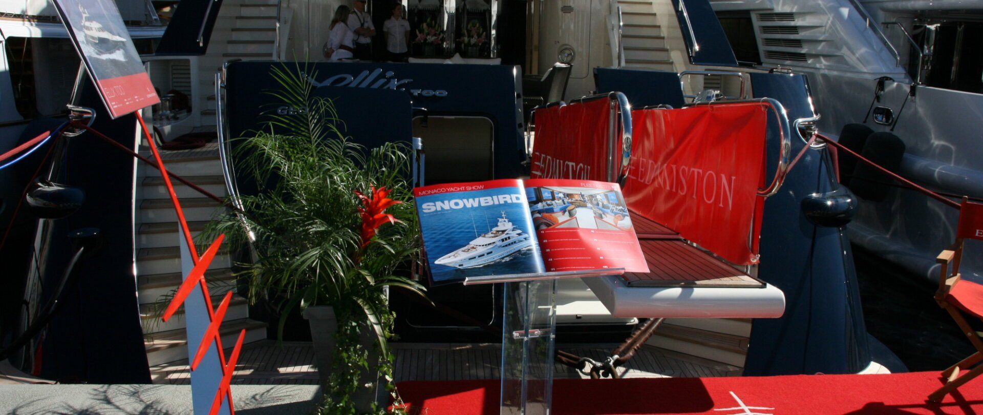 Monaco Yacht Show 2015 photo 9