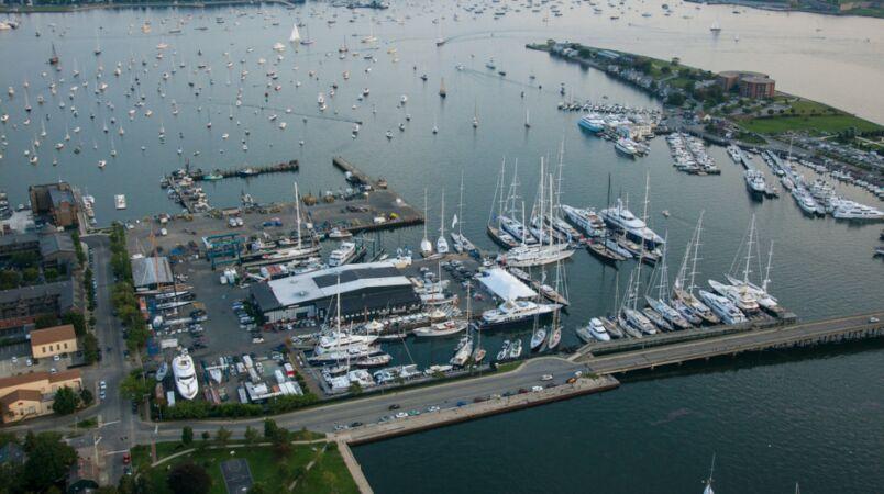 Newport Brokerage Boat Show