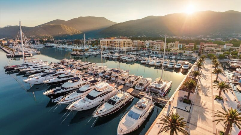 MYBA Pop-Up Porto Montenegro Superyacht Show 2016