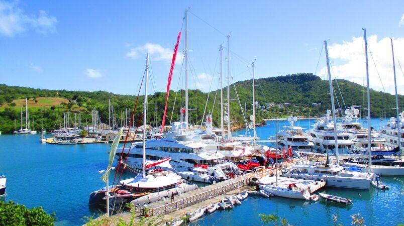 Antigua Charter Yacht Show 2016