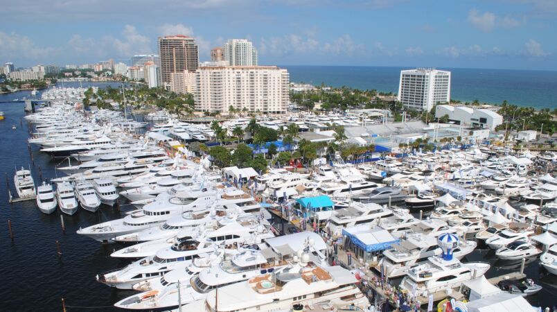 Fort Lauderdale International Boat Show 2018