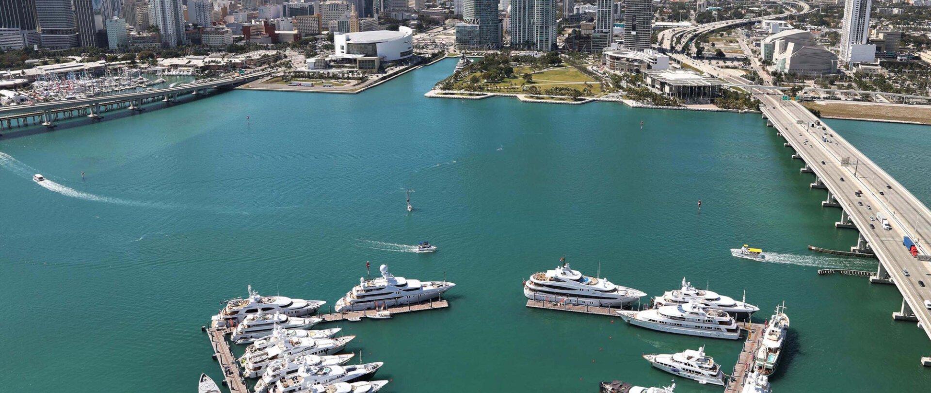 Miami Yacht Show 2019 photo 2