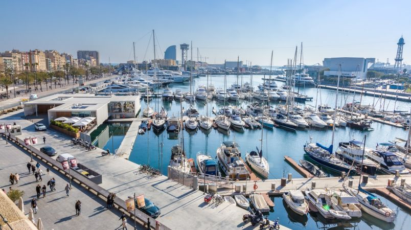 The Superyacht Show, Barcelona 2019