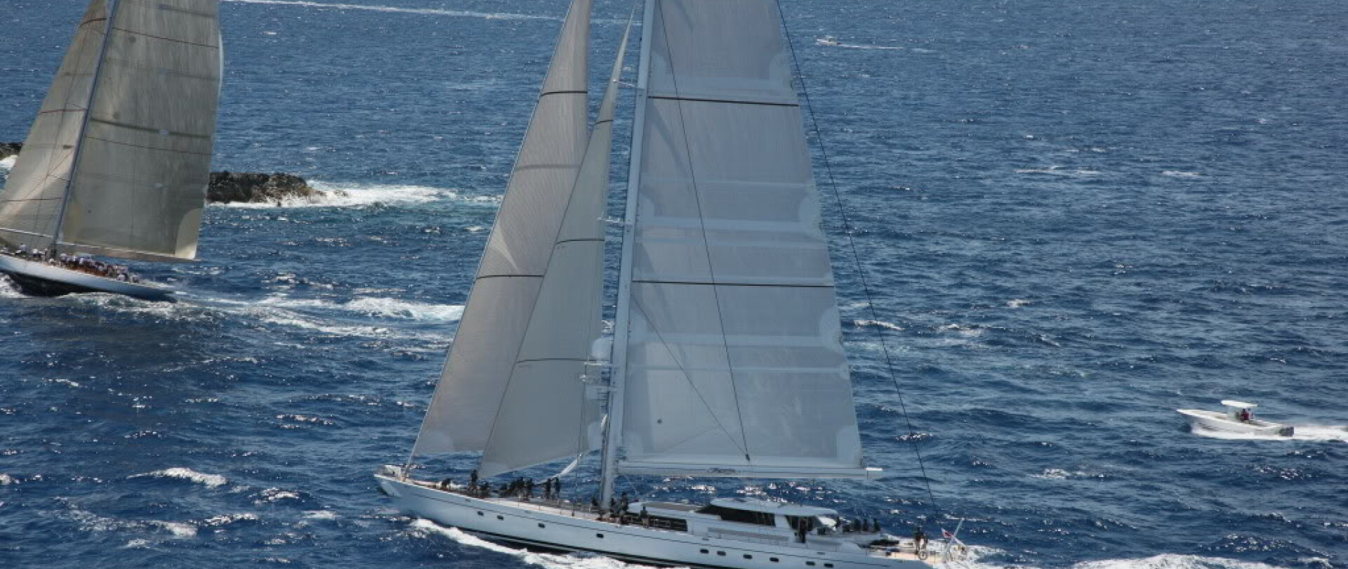 HYPERION at the St Barths Bucket photo 3