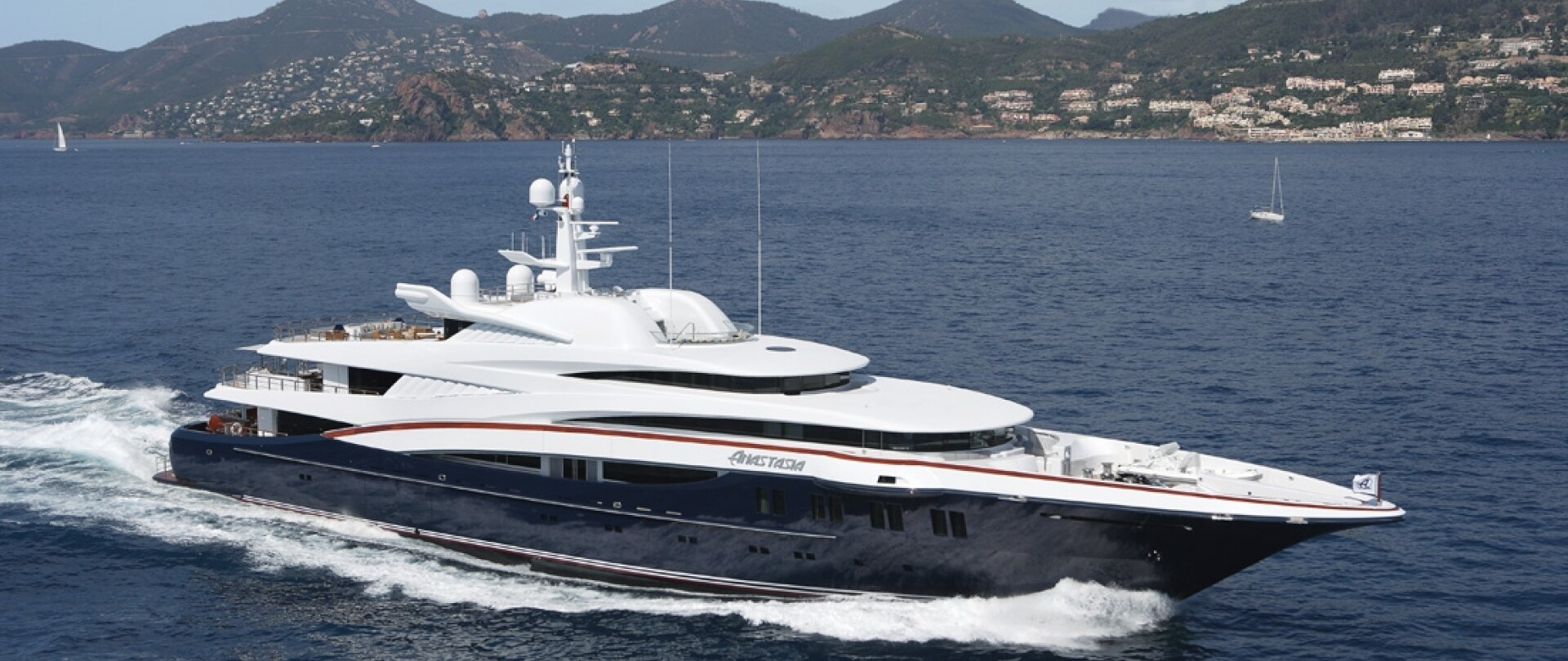 Superyachts ANASTASIA and ALDABRA to Attend Singapore Yacht Show 2015 photo 1
