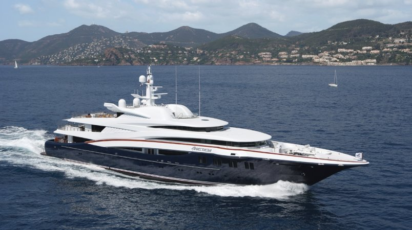 Superyachts ANASTASIA and ALDABRA to Attend Singapore Yacht Show 2015