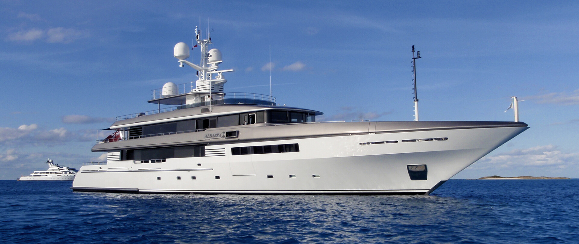 Superyachts ANASTASIA and ALDABRA to Attend Singapore Yacht Show 2015 photo 2