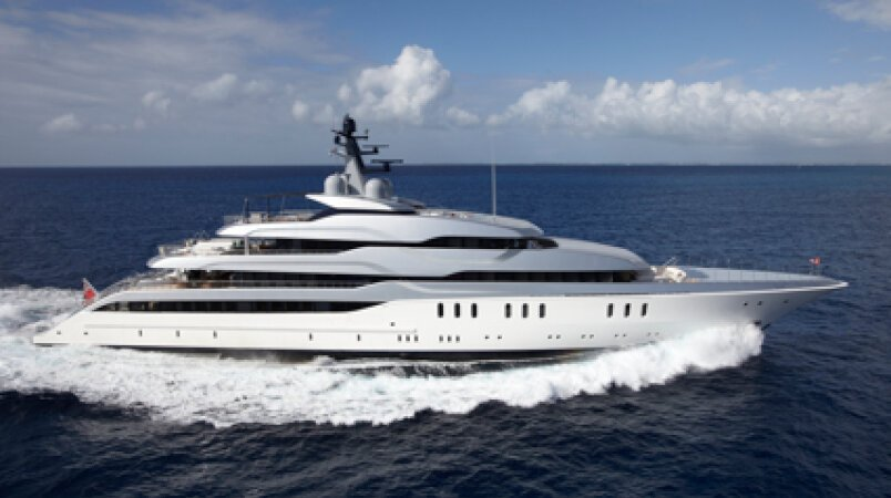 M/Y TANGO wins Motor yacht of the year award