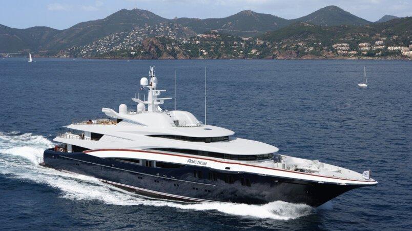 ANASTASIA yacht For Sale
