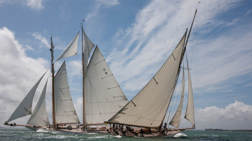 MARIQUITA Wins Panerai British Classic Week