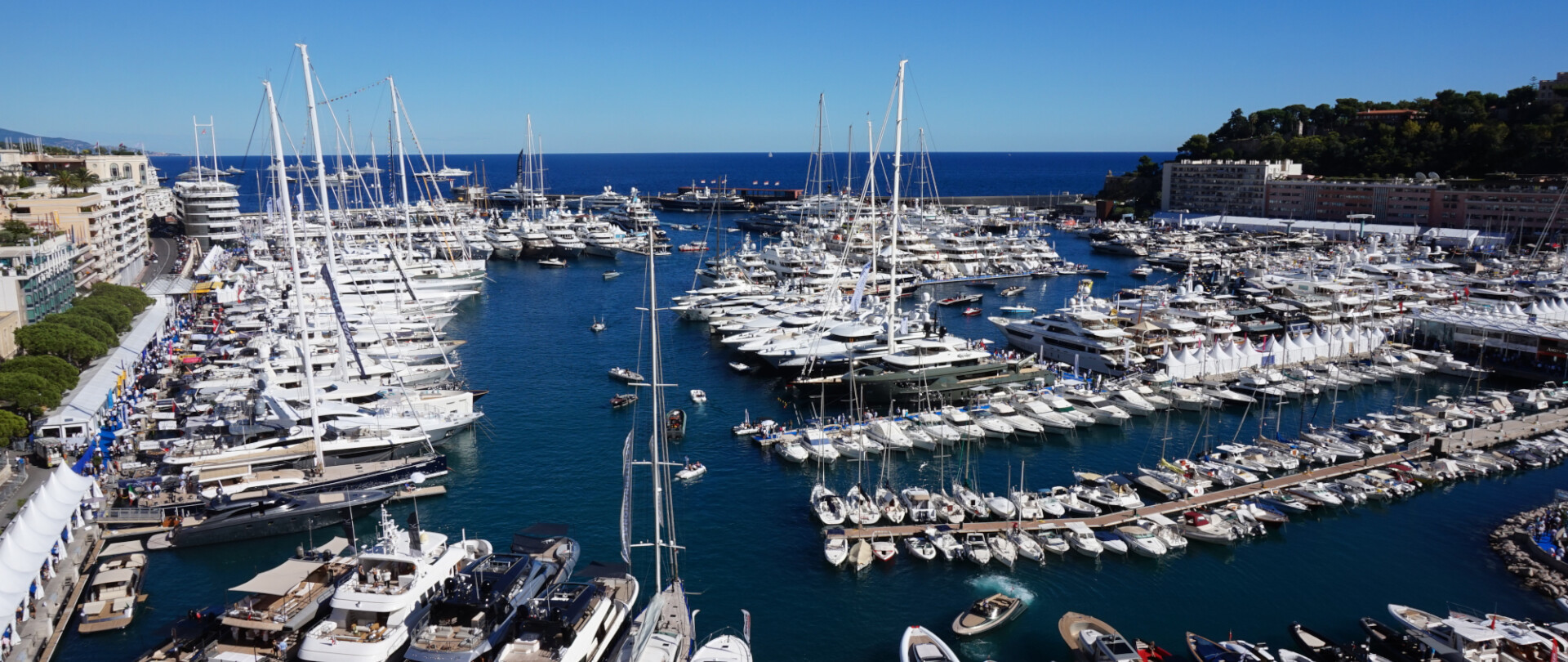 Edmiston at the Monaco Yacht Show 2015 photo 1