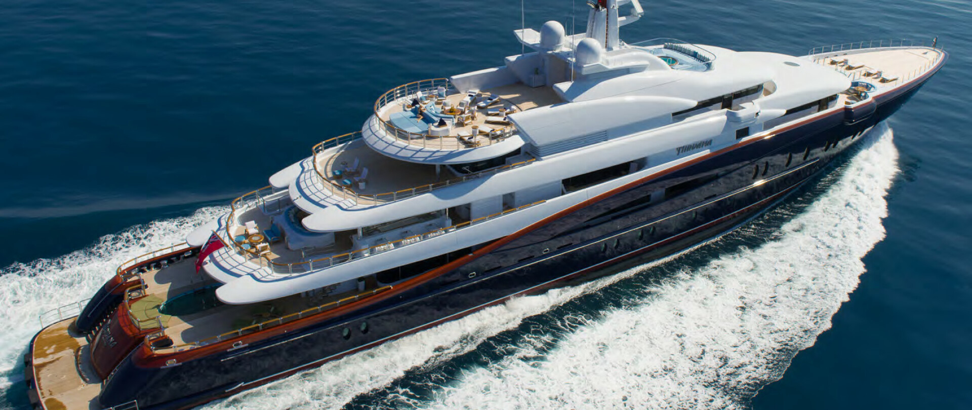 NIRVANA Yacht for Sale photo 1