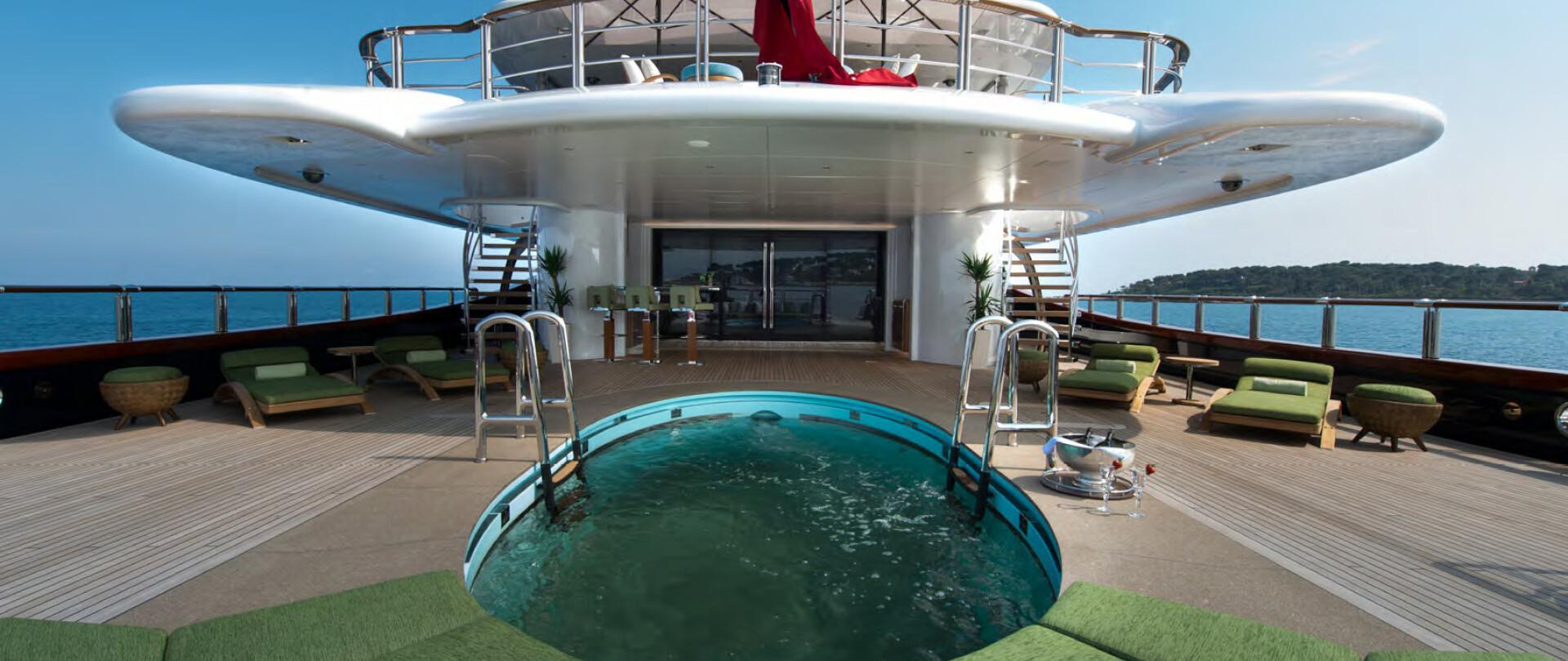 NIRVANA Yacht for Sale photo 3