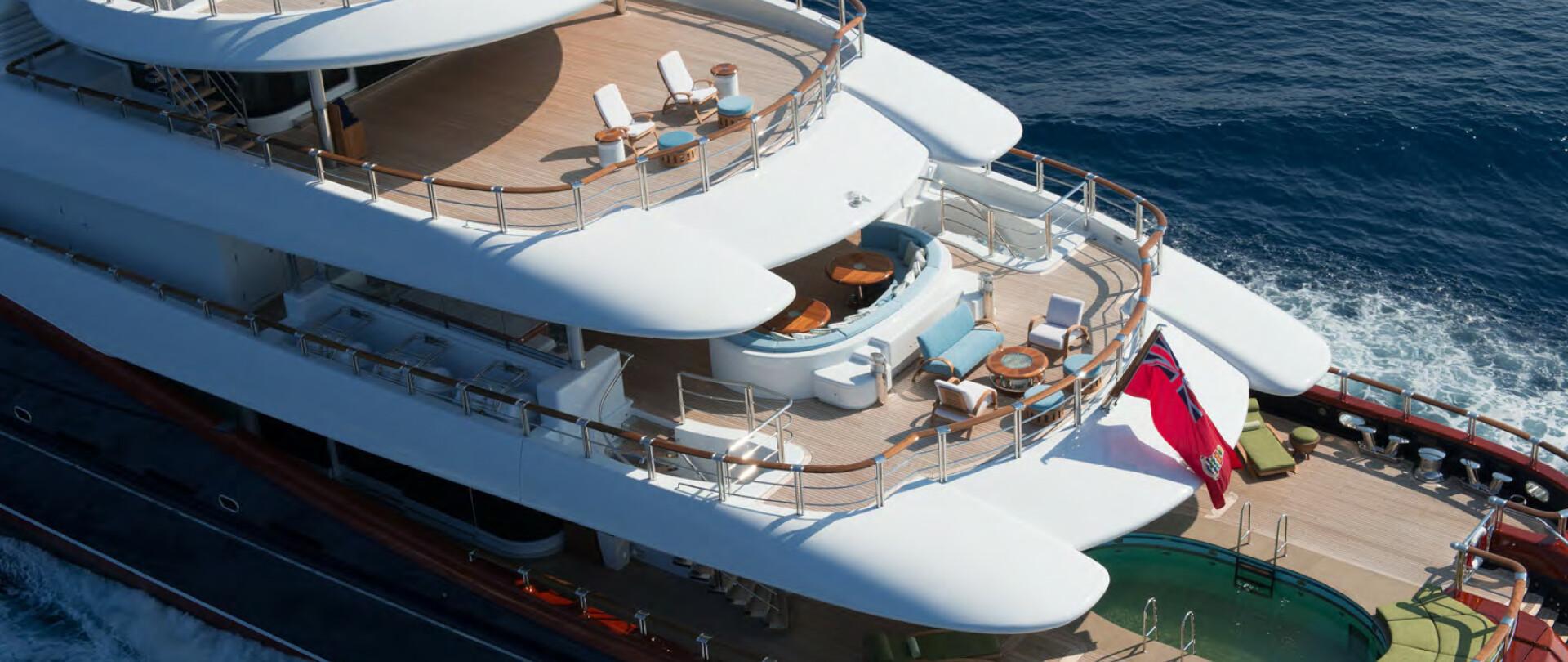 NIRVANA Yacht for Sale photo 5