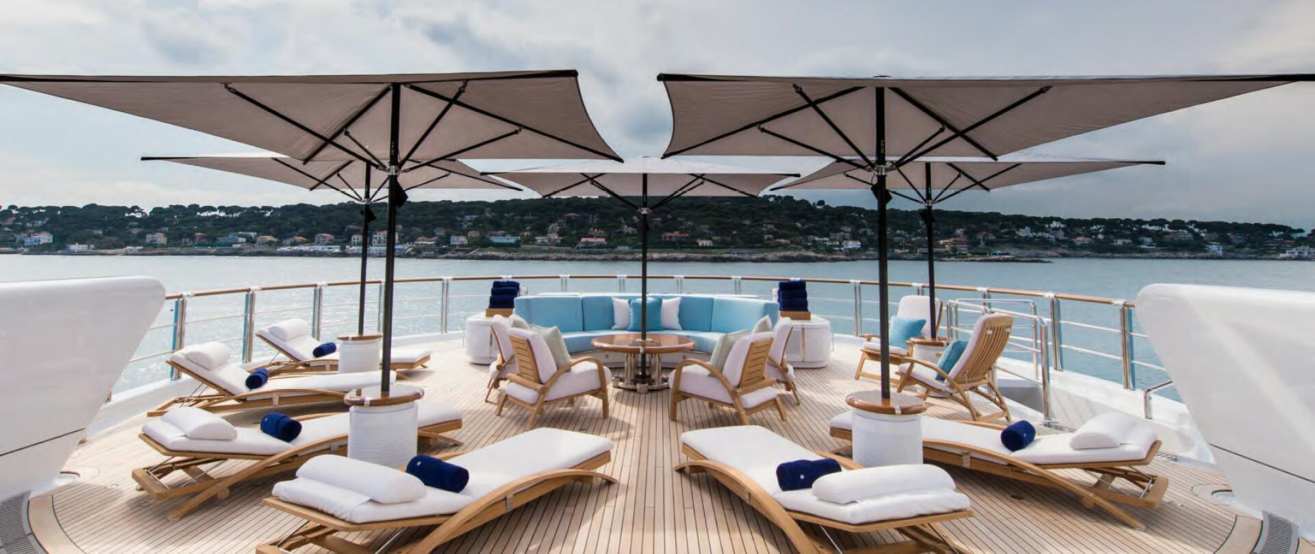 NIRVANA Yacht for Sale photo 4