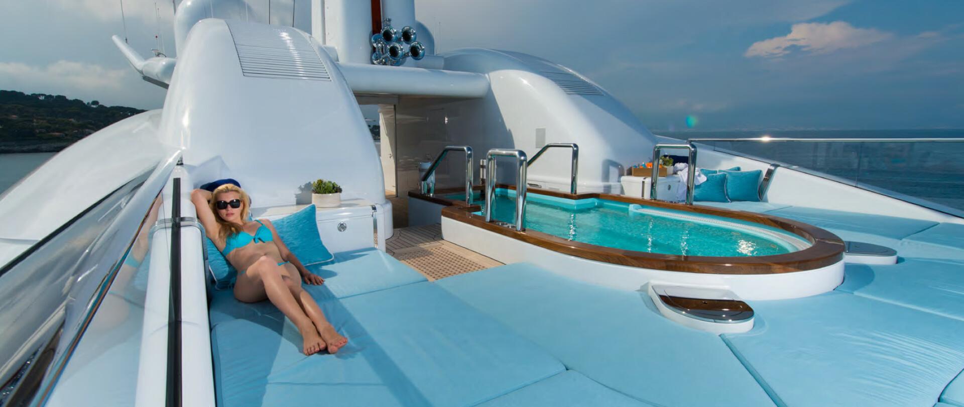 NIRVANA Yacht for Sale photo 16
