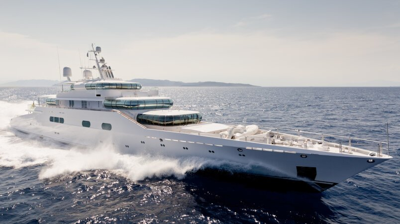 Monaco Yacht Show 2016 - Edmiston Fleet