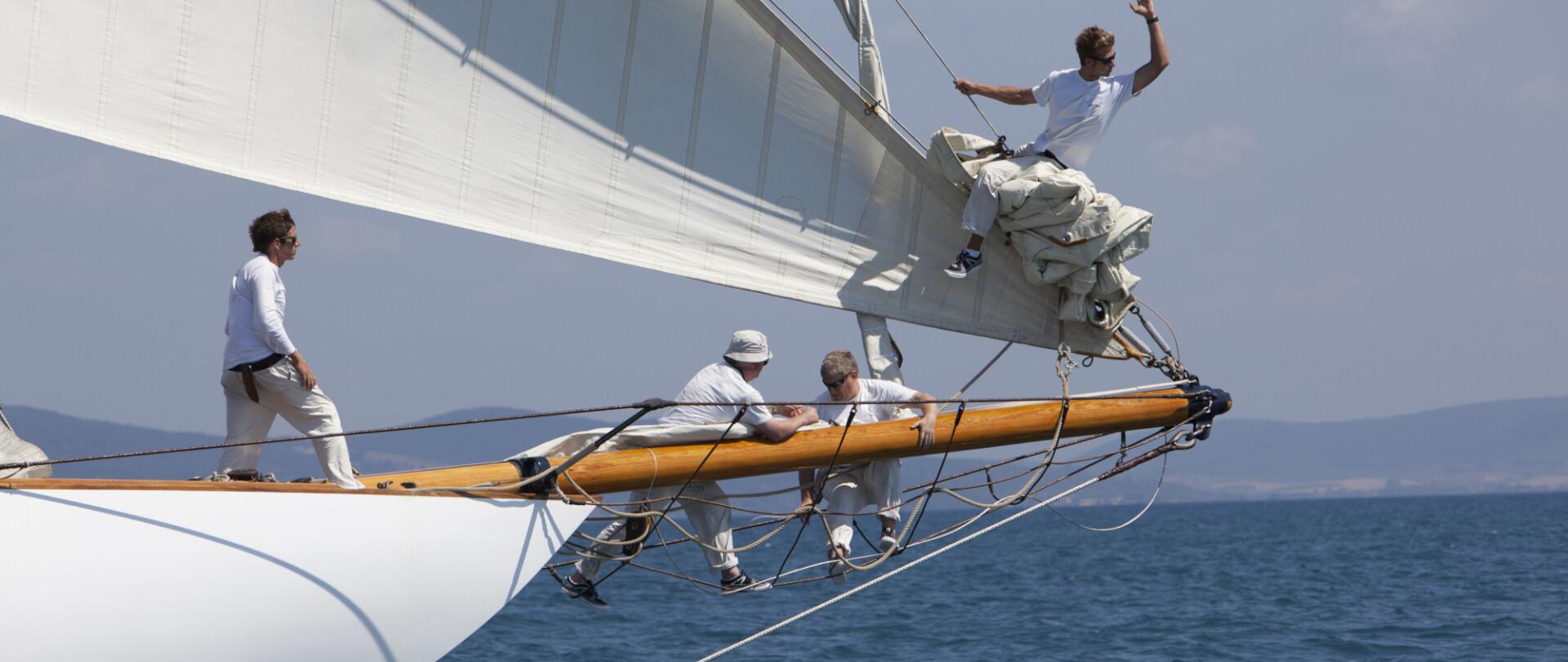 Edmiston Fleet Attend Regattas on the French Riviera photo 1