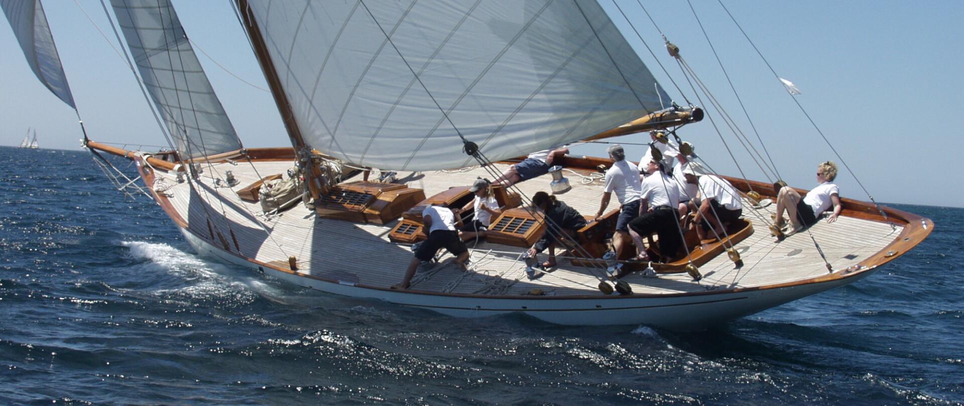 Edmiston Fleet Attend Regattas on the French Riviera photo 2