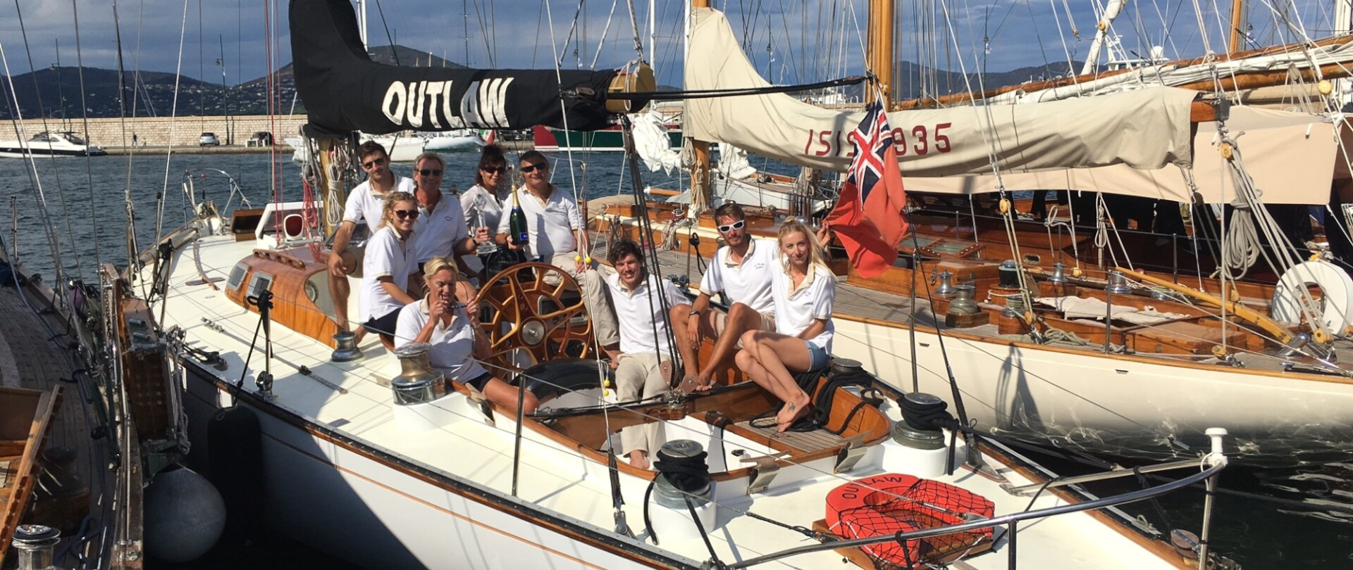 Edmiston Classic Yacht Team enjoy regatta success photo 1