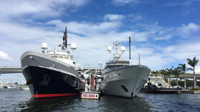 Edmiston enjoys Fort Lauderdale International Boat Show success