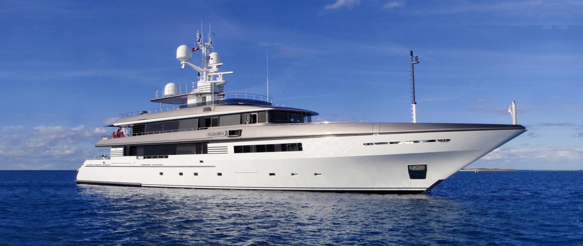 ALDABRA, attending Yachts Miami Beach photo 1