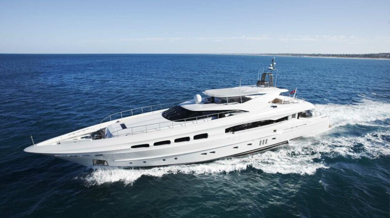 Yacht Sold: INFINITY 8
