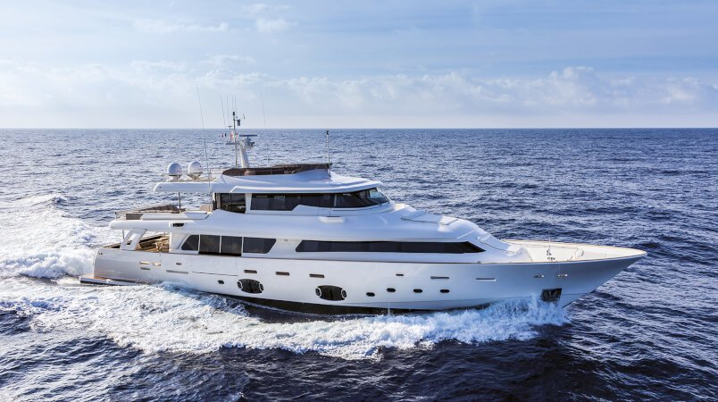 TELLI'S - Available for Inspection at Viareggio Yacht Show, 11-14th May