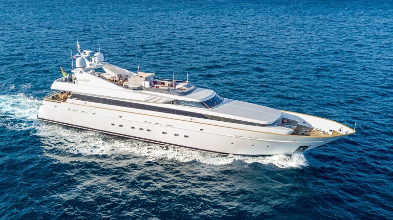 GLADIUS - The Obvious Choice for a Thrilling Charter