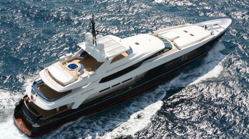 BLUE SCORPION Yacht For Sale