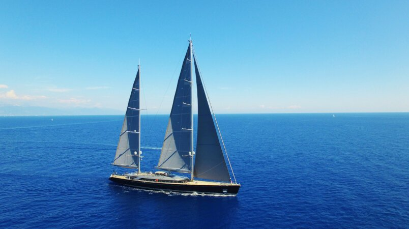 SYBARIS - Sailing Yacht of the Year