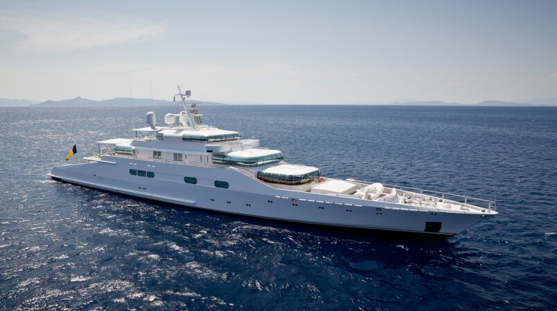 Yacht Sold: ENIGMA