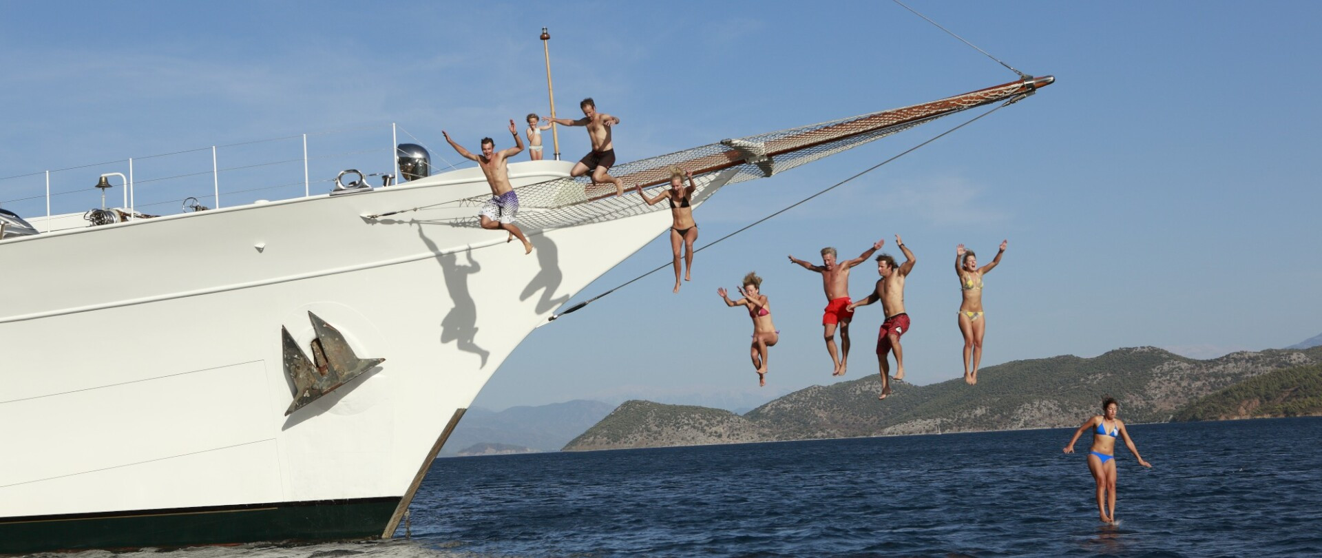 Book a September Charter on Board TALITHA photo 1