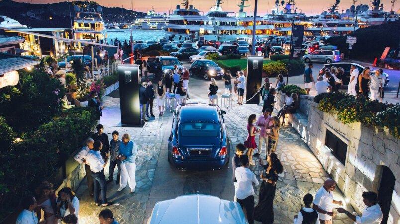 Edmiston at the 2017 Rolls Royce Summer Studio