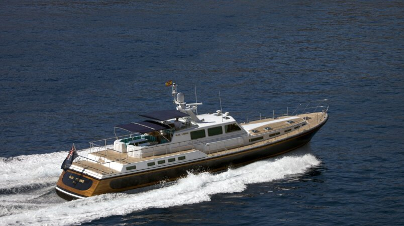 BLUE LEGEND - Price Reduction