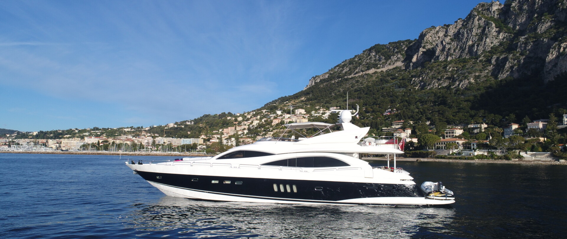 Yacht sold: Z OF MONACO photo 1