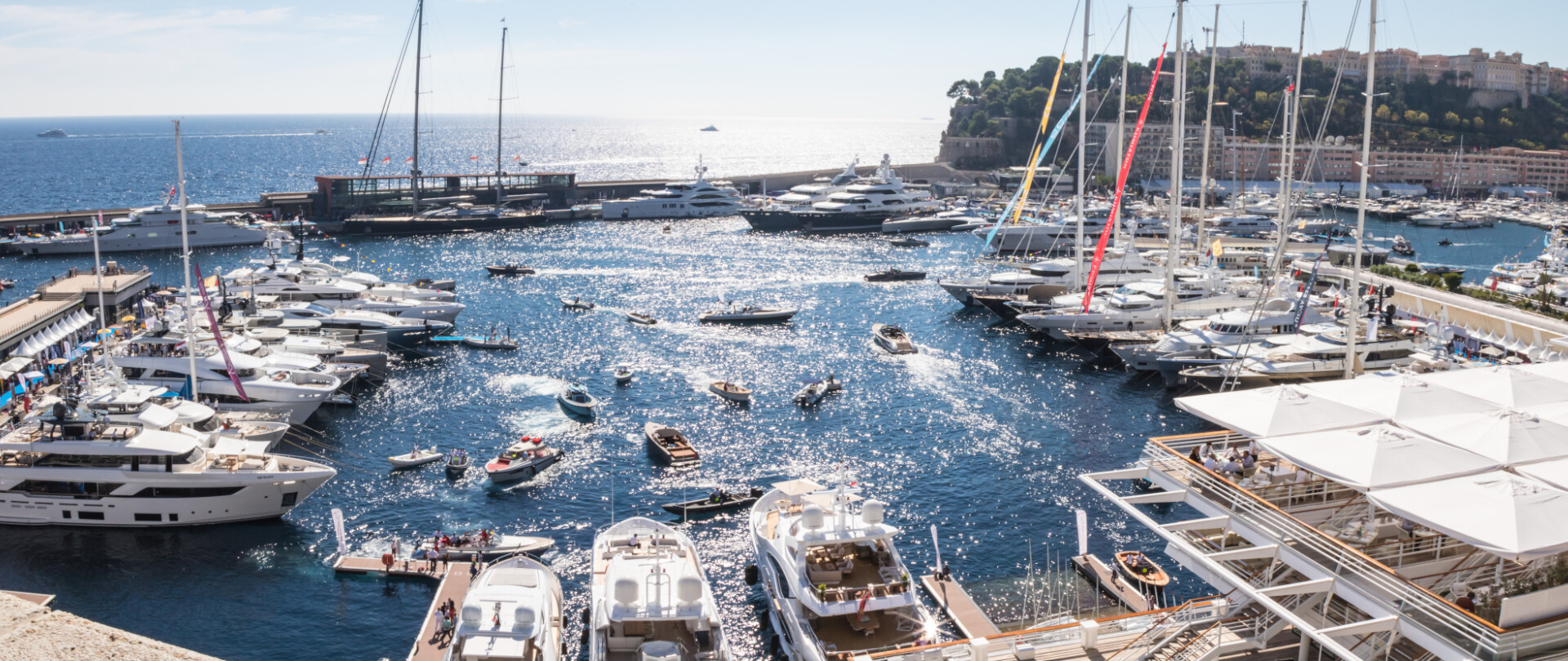 Explore the 2017 Monaco Yacht Show in style photo 1