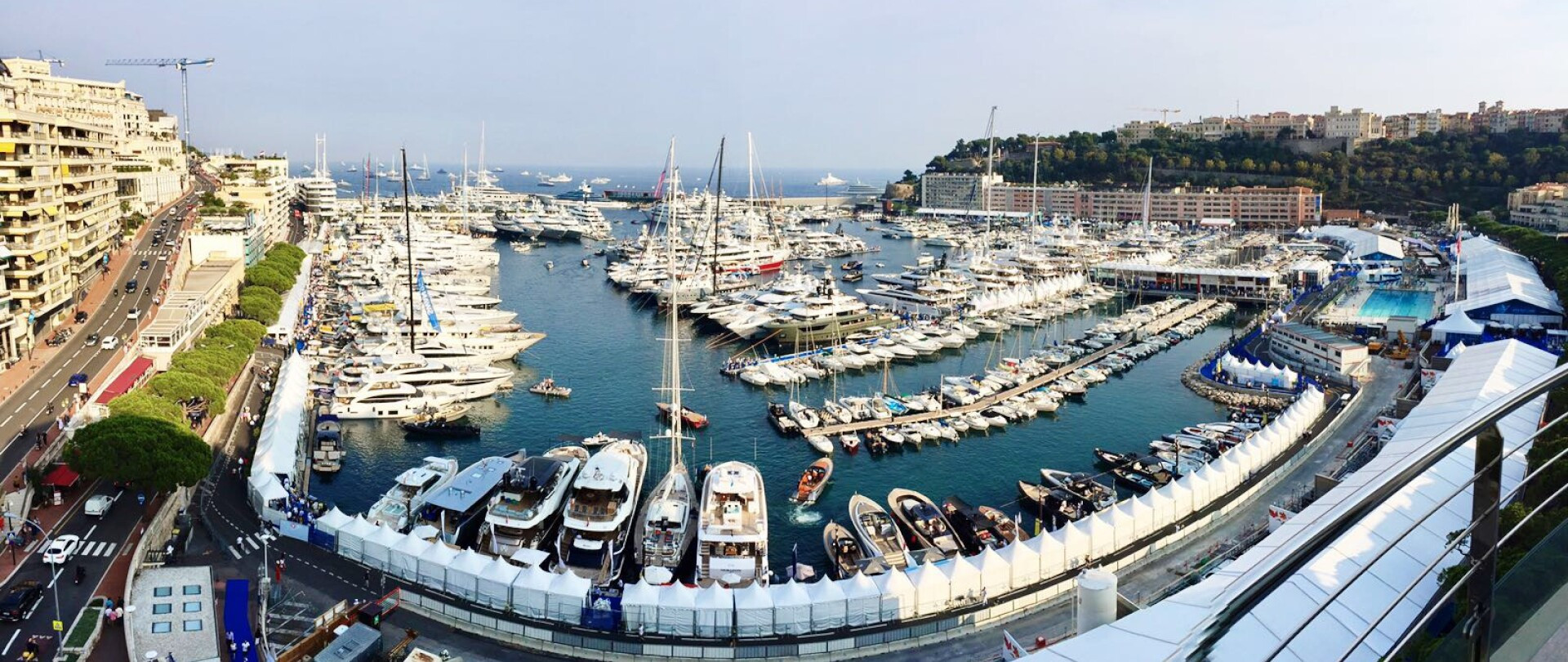 Monaco Yacht Show Report photo 1