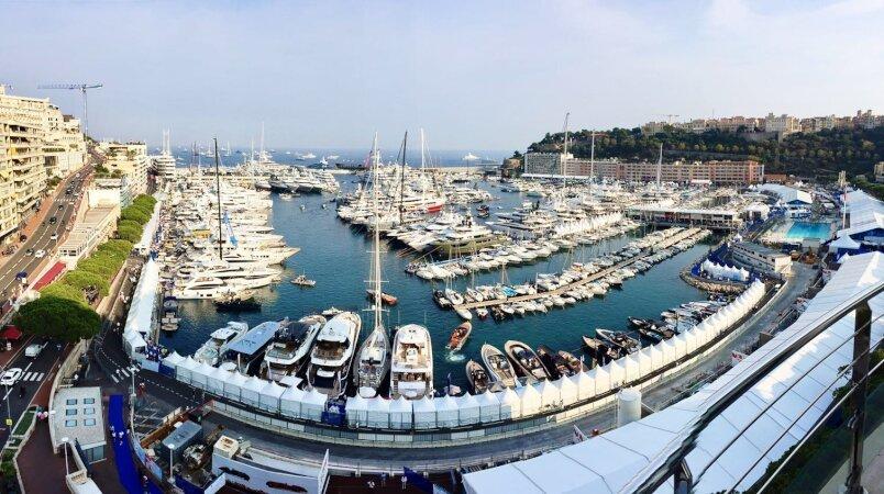 Monaco Yacht Show Report