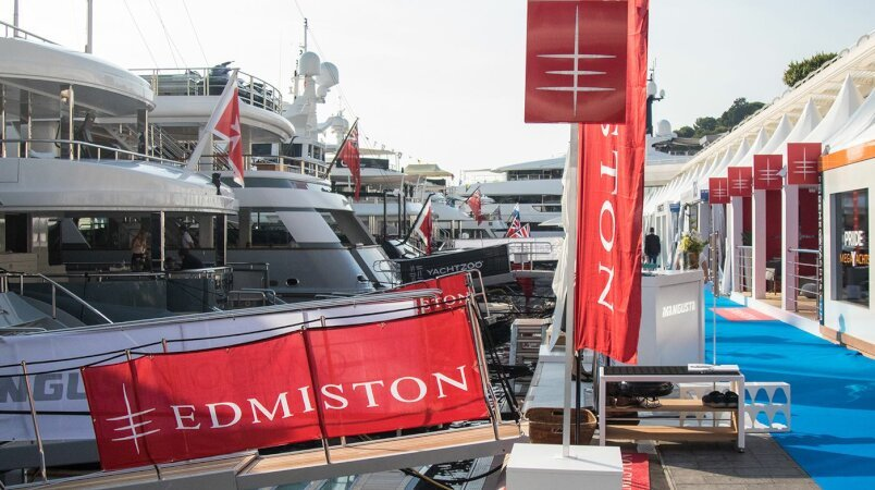 Monaco Yacht Show in numbers