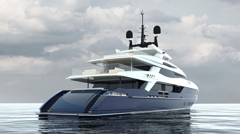 55m Baglietto New Build Announced